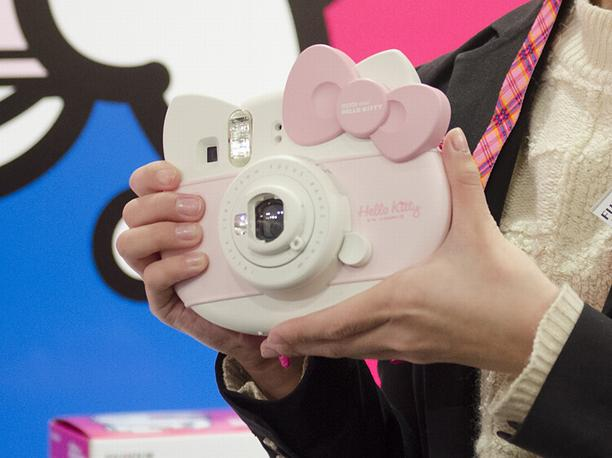hello kitty版 instax mini相機