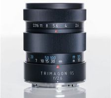 梅耶Trimagon 95mm f/2.6即将出货