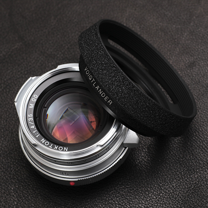 Voigtlander-Nokton-Classic-35mm-f1.4-MC-VM-Map-Camera-25th-anniversary-limited-edition-silver-chrome-lens-for-Leica-M-mount-3