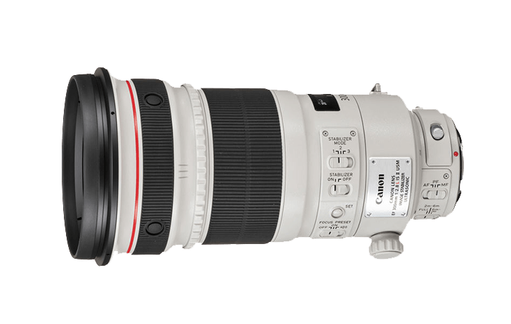 佳能RF300mm f2.8L IS USM大白炮入魔