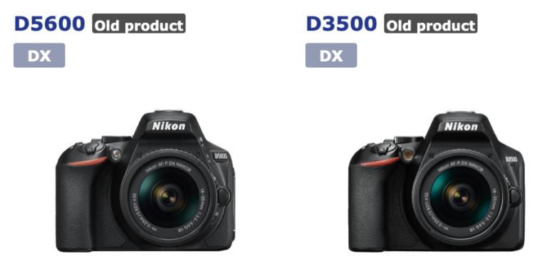 Nikon-D3500-and-D5600-listed-as-discontinued-768x385