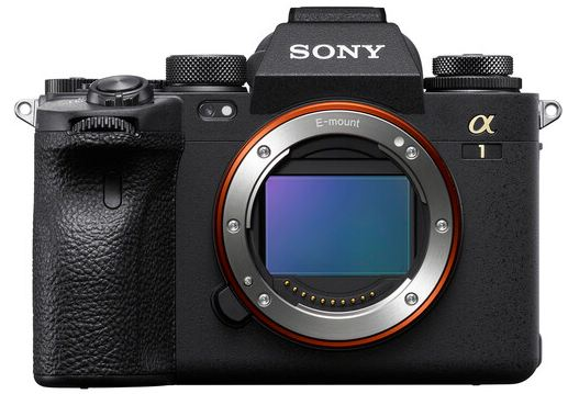 Sony-A1-front-image