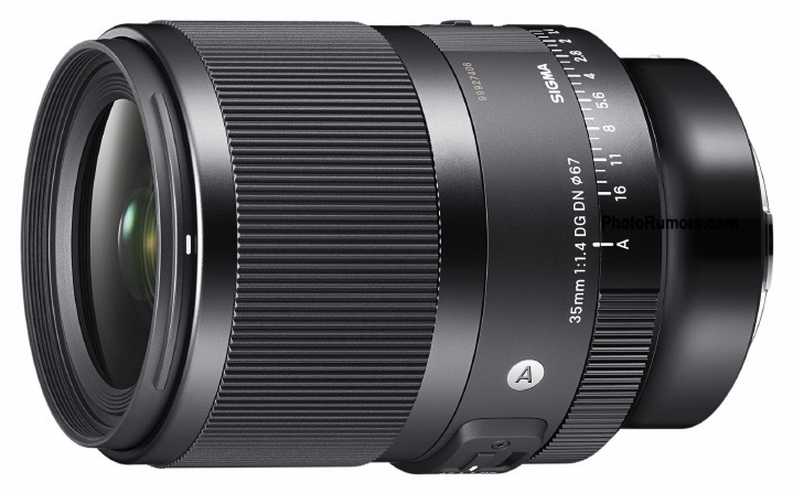 Sigma-35mm-f1.4-DG-DN-Art-mirrorless-lens-for-Sony-E-and-Leica-L-mounts-1